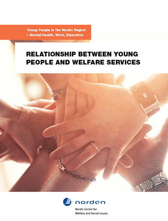 Bild på Relationship Between Young People and Welfare Services