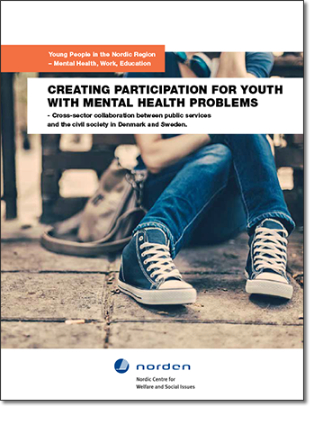 Bild på Creating participation for youth with mental health problems