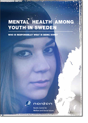 Bild på Mental health among youth in Sweden
