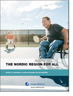 Picture of The Nordic region for all