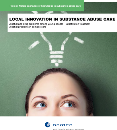 Bild på Local Innovation in Substance Abuse Care