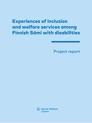 Picture of Experiences of inclusion and welfare services among Finnish Sámi with disabilities