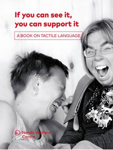 Picture of If you can see it, you can support it – A book on tactile language